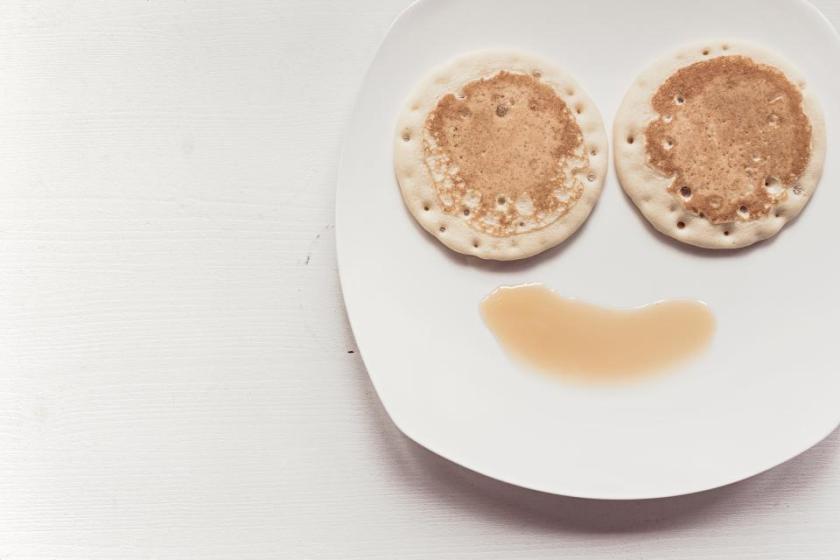pancake smile | alltheamusement.com