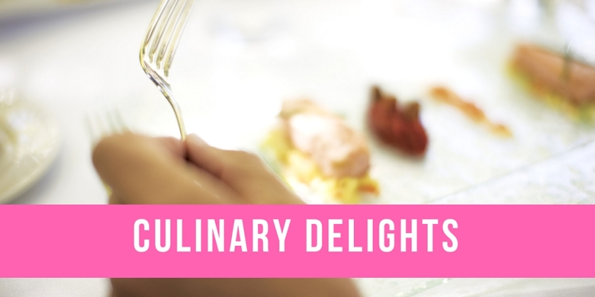 culinary delights | alltheamusement.com