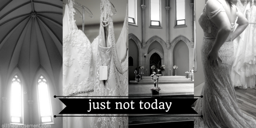 just not today | alltheamusement.com