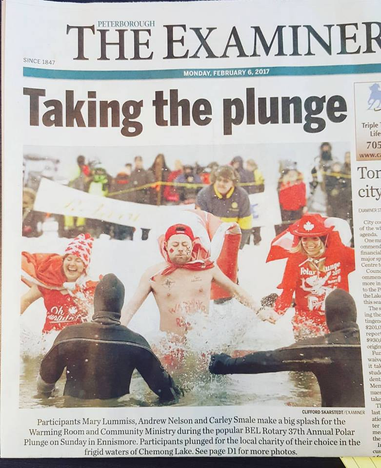 polar plunge |  alltheamusement.com